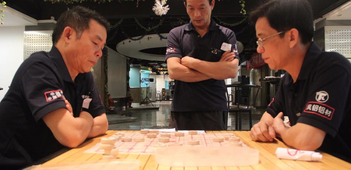 象棋比赛(2012)