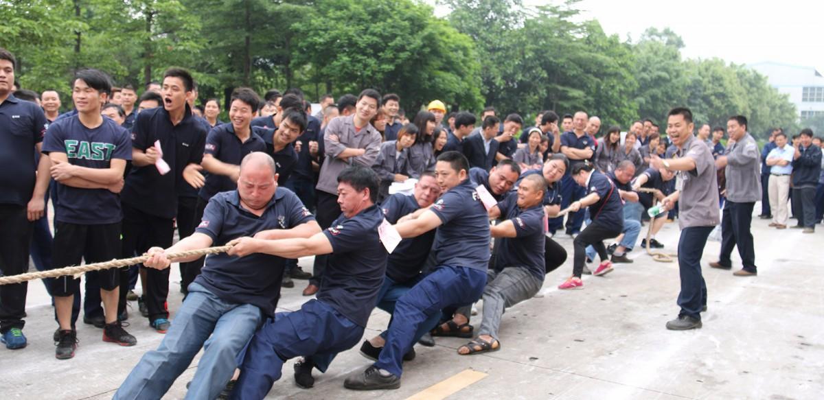 员工拔河比赛(2013)
