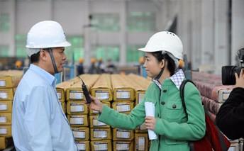 小丫跑两会,专访广东555彩票登录网址铝业有限公司